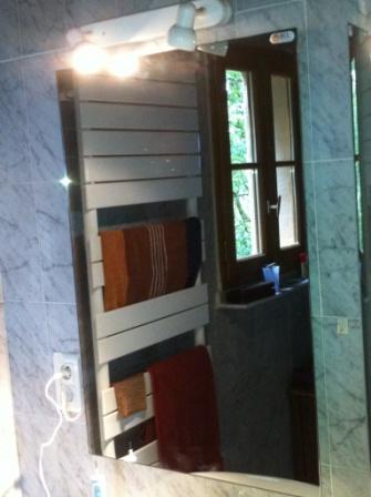 Miroir chauffant infrarouge first heating et infra crystal for Un lointain miroir