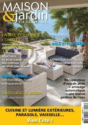 maisons et jardins magazine maisons ct ouest propose des. Black Bedroom Furniture Sets. Home Design Ideas