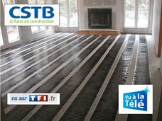 Autres produits base d 39 infrarouge lointain for Step warm floor